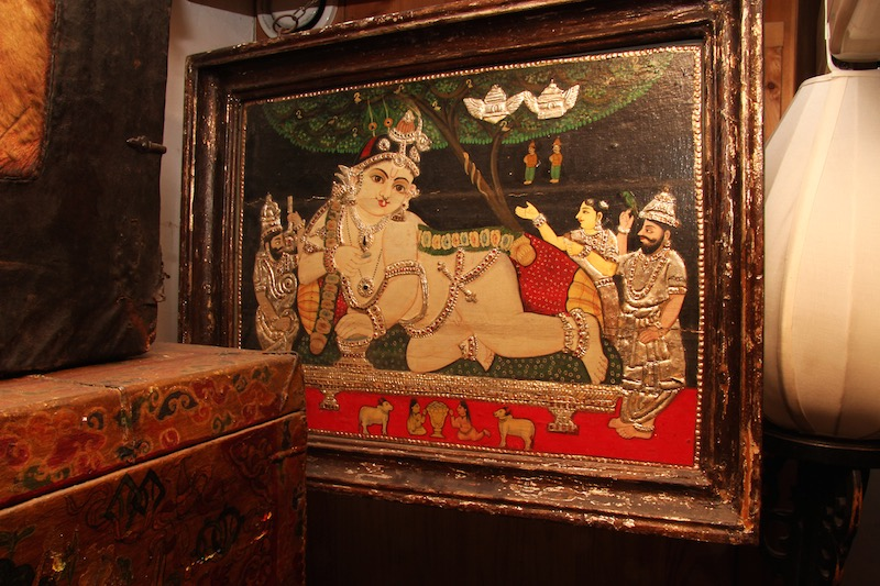 thanjavur, tanjore painting